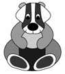 Cartoon_Badger